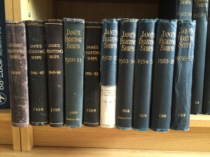 "The early editions were in Landscape format, with different ""standards"" available - the ""top end"" versions were leather bound."
