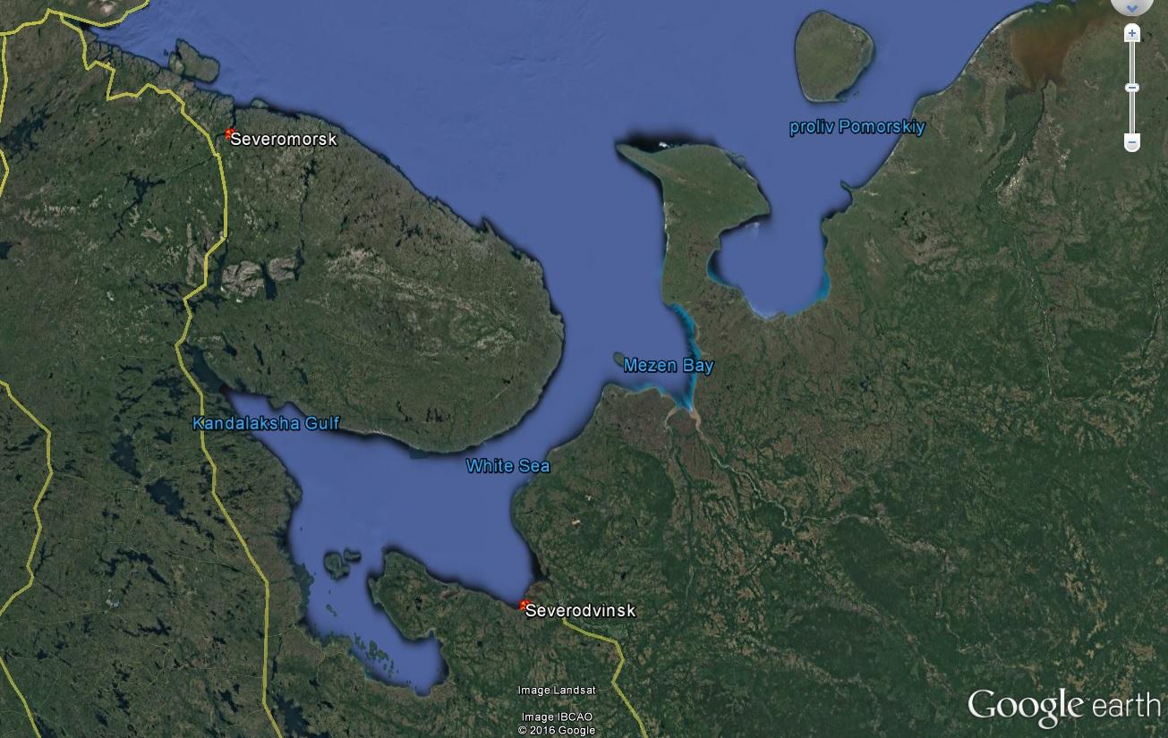 Northern Fleet Naval Museum, Murmansk